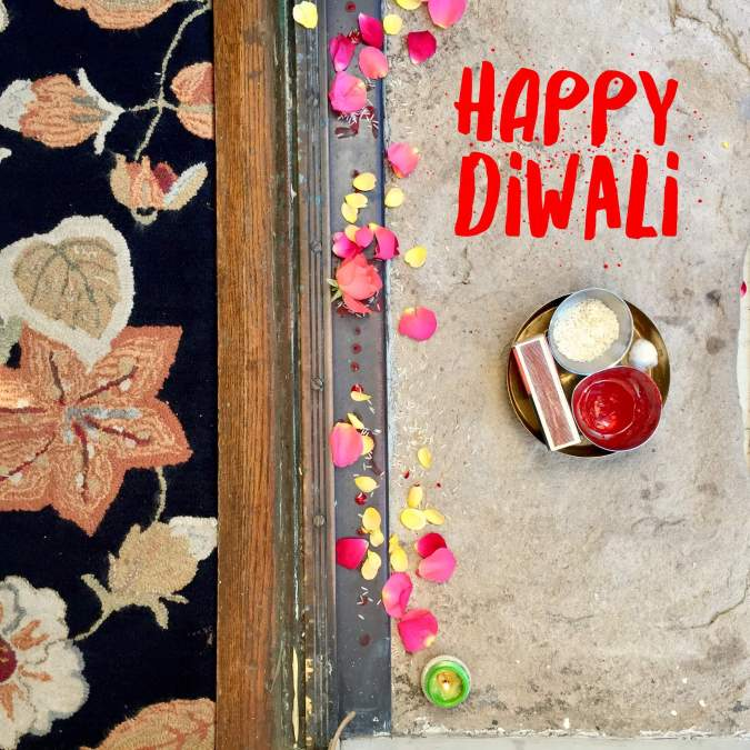 Happy Diwali (Indian New Year's Eve)