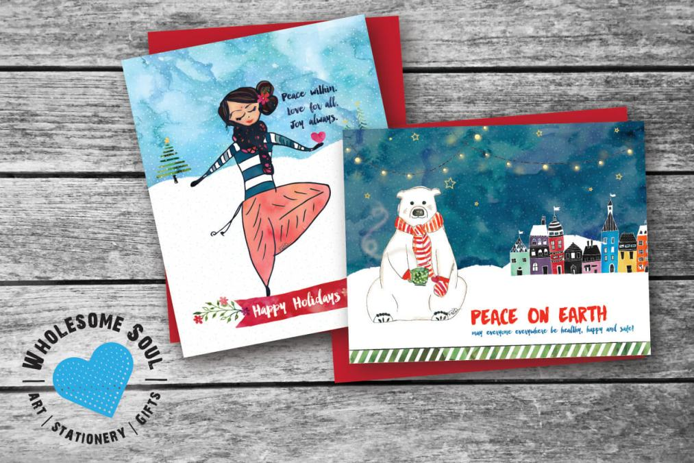 Peace Within & other holiday gifts!
