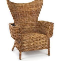 Country Style Wingback Chairs How Do You Cane A Chair We Fell In Love With French Blog Wicker Home