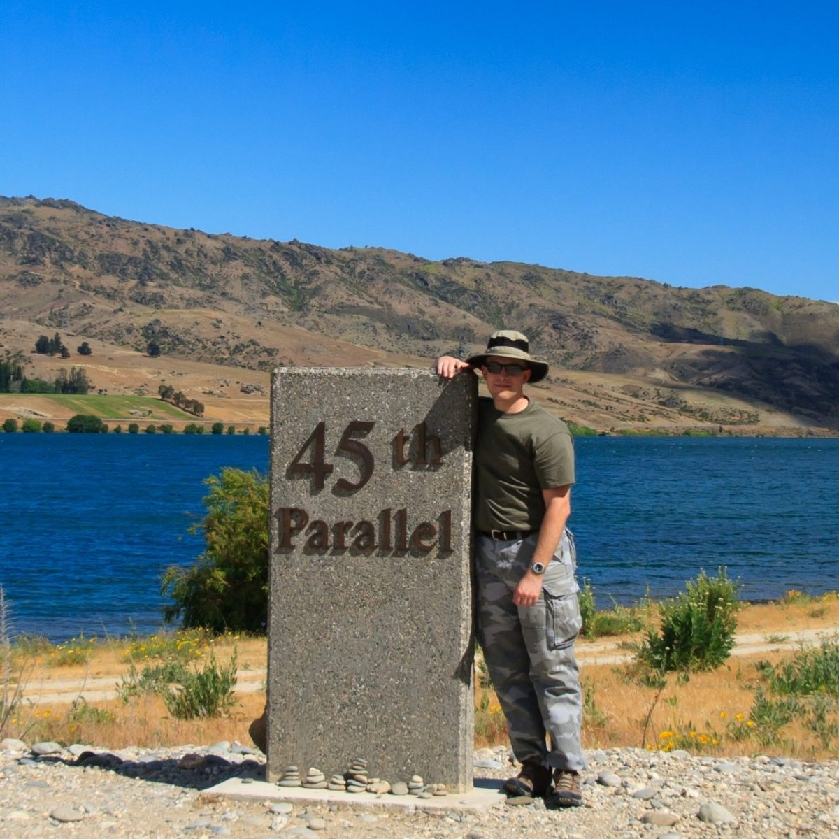 45th Parallel South (New Zealand)