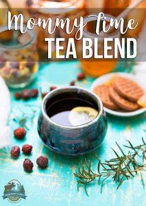 Mommy Time Tea Blend
