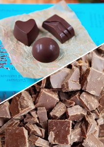 """8 Real Food Chocolate Candy Recipes Worth Drooling Over 