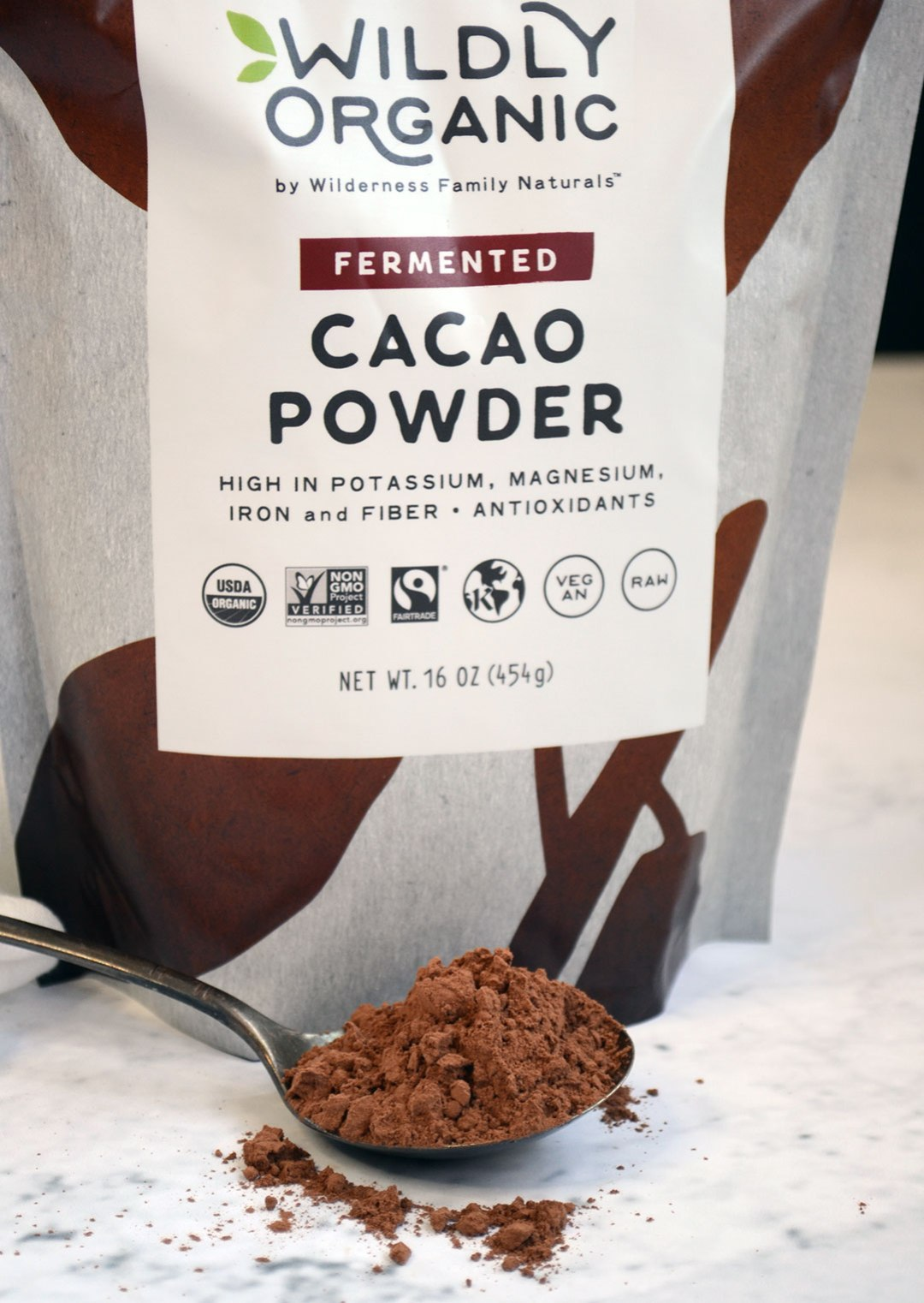 Not only is it extremely high in antioxidants and minerals, Wildly Organic's Cacao Powder is useful and versatile! From skincare to savory foods, here are 10 ways to use cacao powder that you haven't thought of!