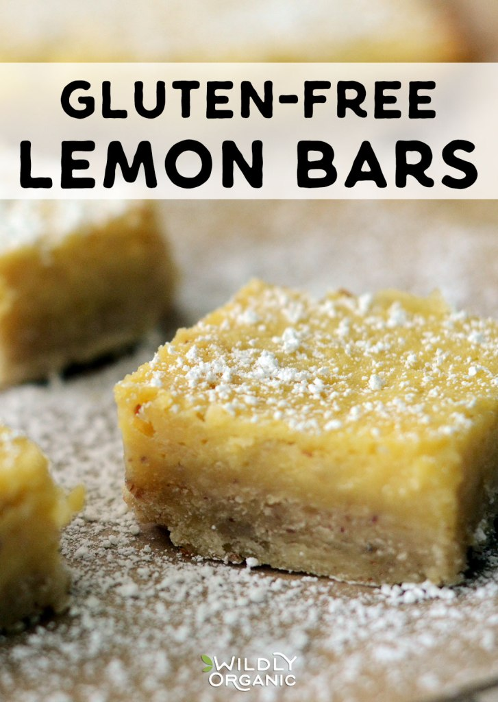 Gluten-Free Lemon Bars – Tart and rich, lemon bars are the quintessential summer treat. There is nothing better than sinking your teeth into a lemon bar with a creamy, custard lemon filling and a crunchy crust.Gluten-free lemon bars are a great summer treat to bring along to any potluck - they really just make the perfect dessert to end any meal!