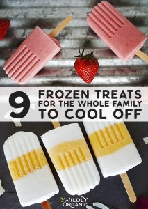 9 Frozen Treats for the Whole Family to Cool Off