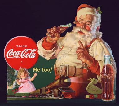 1936 Santa Coca Cola No. 2