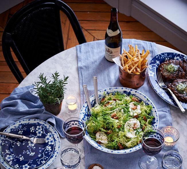 Romantic Steak Dinner for Two  Williams Sonoma Taste