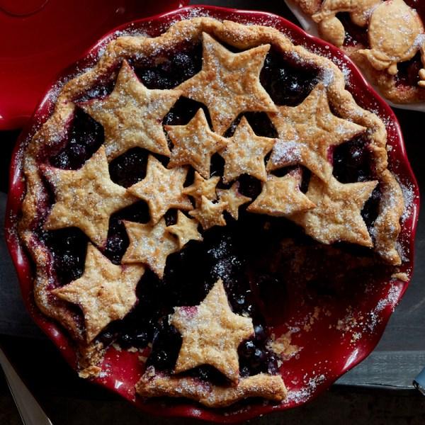 Blueberry Pie Recipe Williams Sonoma Taste