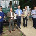 Offizielle Wiedereröffnung der Windbergbahn