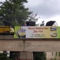 Ein sichtlich zufriedener Organisator der Schientrabifahrten und des Jubiläumsfestes.