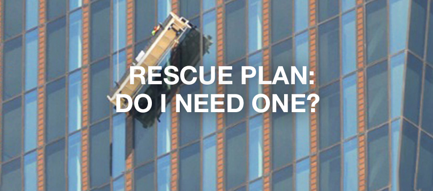 Do I Need A Rescue Plan?