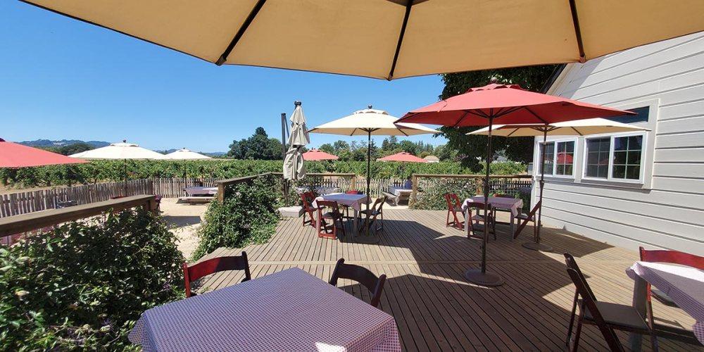 Foppiano Vineyards - Sonoma County Wine Tasting