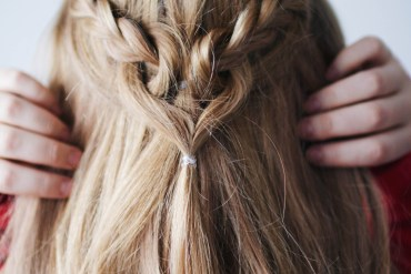 How To: Make the Perfect Braided Heart