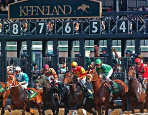 Keeneland Celebrates 75th Year Of Racing Horse Racing