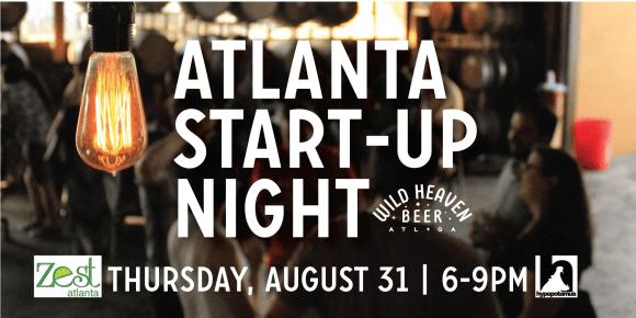 Atlanta Startup Night Cover Photo
