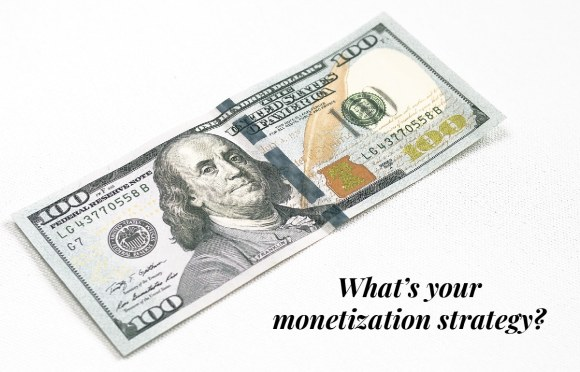 Consider your monetization strategy carefully when deciding to make an app or launch an online business.