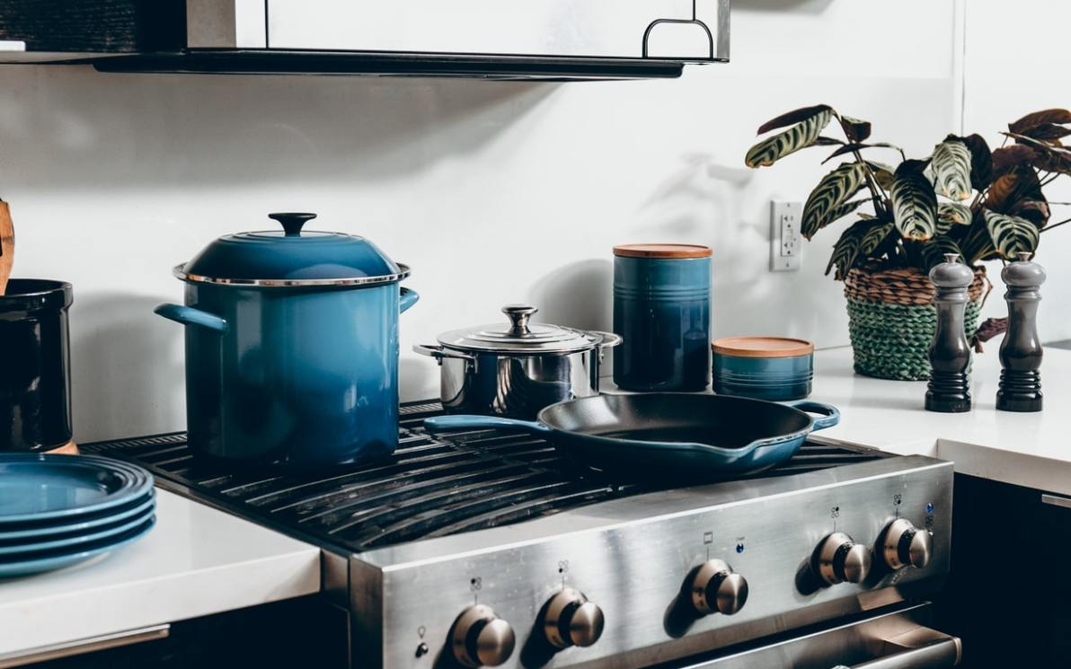 """Incorporating Pantone's """"Classic Blue"""" in Your Home"""