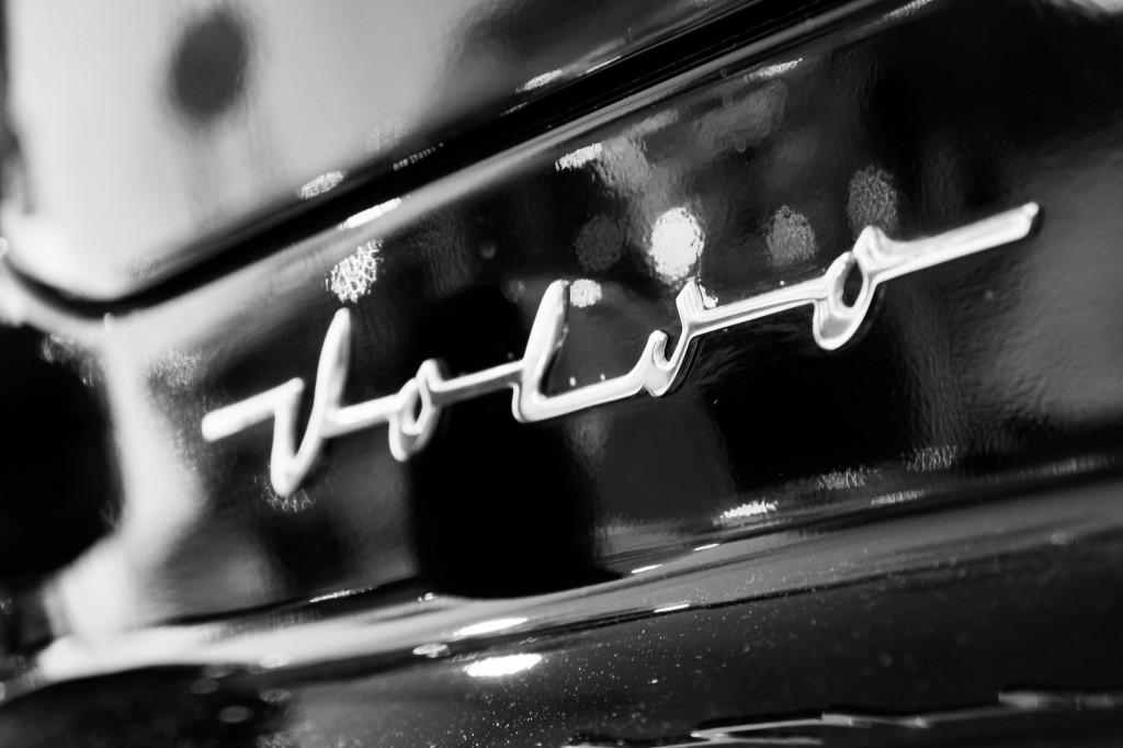 Again, seems a bit stylish for Volvo?