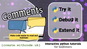 Comments in Python