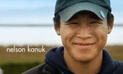 Nelson, 16, is from Kipnuk, Alaska.