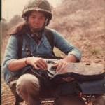 Pamela Yates, while filming in Guatemala in 1982.