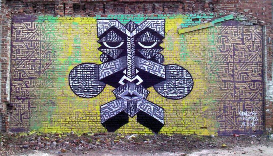 Spray Paint Mask >> Street Art, Video and Social Change: Kenya Street Artist WiseTwo Visits WITNESS - WITNESS Blog