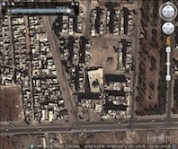 Image © 2013 Digital Globe - © Google Earth - lat 36.221172° lon 37.196253° - September 23, 2012