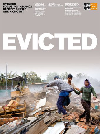 2010: Evicted