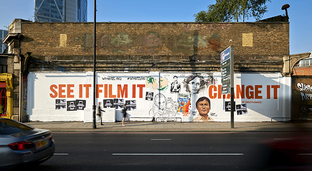 This wall was made possible by the immense generosity of Shoreditch Art Wall and the artistic skills of llyanna Kerr, Danny O'Connor, Akse, CodeFC , Luisa Crosbie and Stephanie Unger.