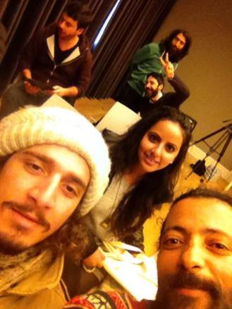 Connecting with selfies at MENA convening in Turkey