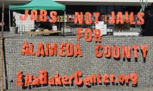 Jobs Not Jails Banner