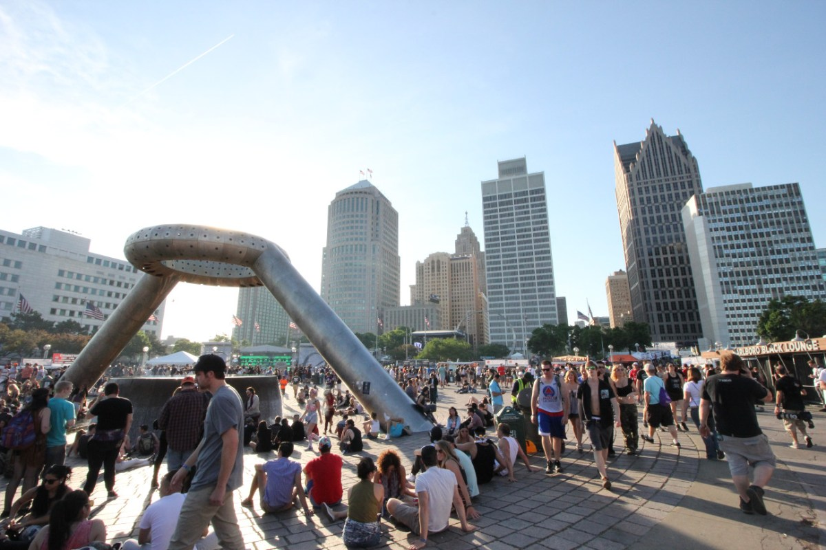 Movement Detroit 2015 – Photo Gallery