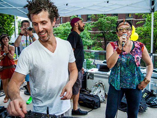Josh Wink talks work/life balance, Philly nightlife history