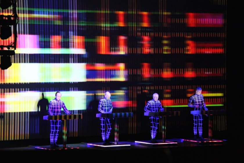 Kraftwerk closes out Day 1 of Movement 2016
