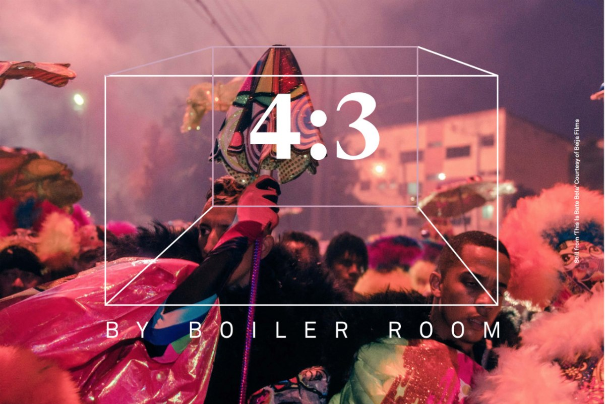 Boiler Room announces new film platform, 4:3