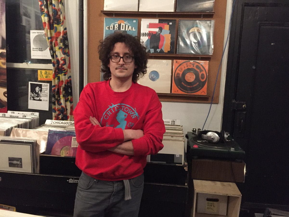 Human Head's Stephen Silvestri In The Mix