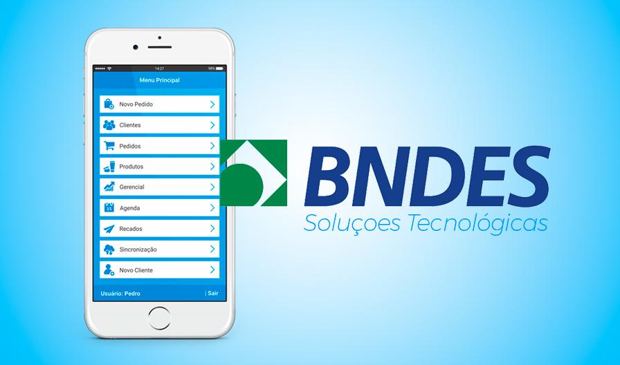 WMW Força de Vendas financiada pelo BNDES Soluções Tecnológicas