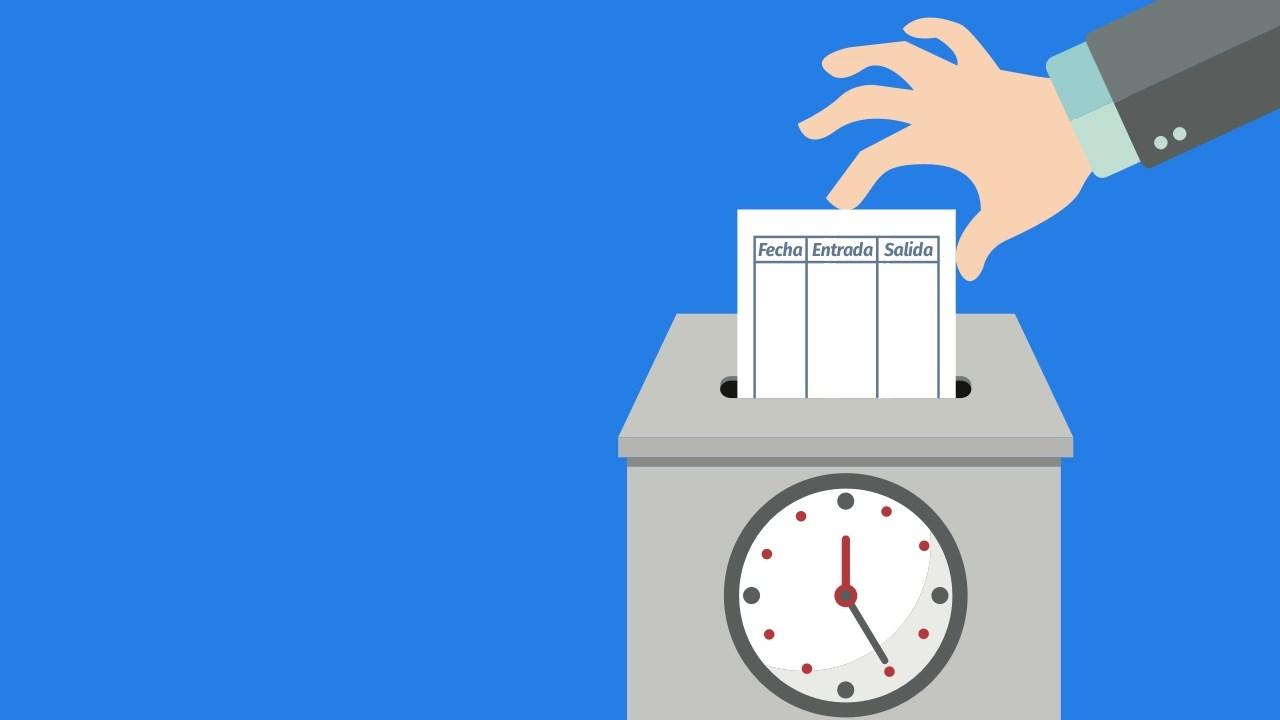 Obligación de control horario en las empresas por decreto ley del Gobierno