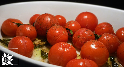 Tomaten im Ofen