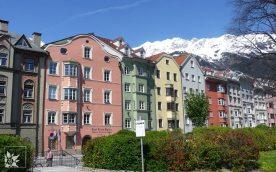 Seifenfabrik Walde - Das Stammhaus in Innsbruck