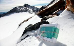 Tiroler Reine Gletschermilch