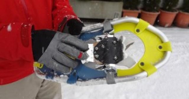 ERklärung Schneeschuh