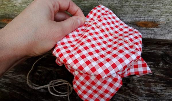 gummiband-papierserviette