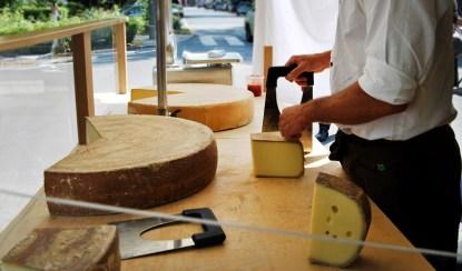 Jamei - Käseanschnitt