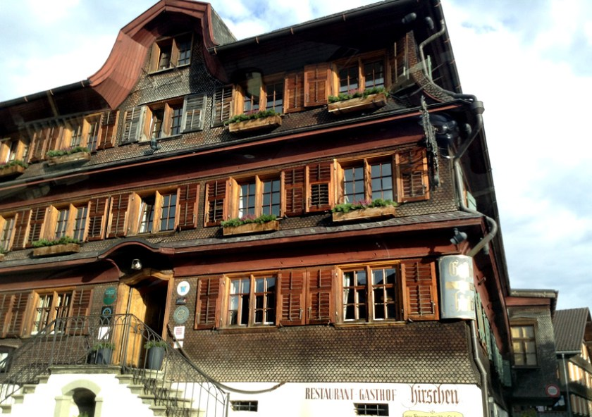 Gasthof Hirschen - Schwarzenberg