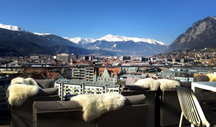 Lounge Hotel aDLERS Innsbruck - Tirol