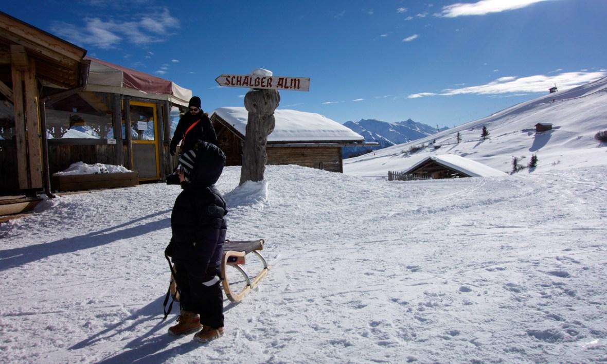 Skigebiet Serfaus Fiss Ladis