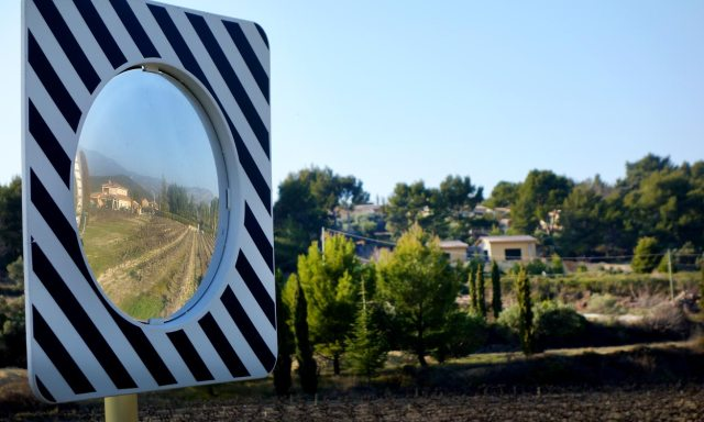 Spiegelung | Crillon Le Brave