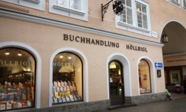 Buchhandlung Höllrigl Salzburg