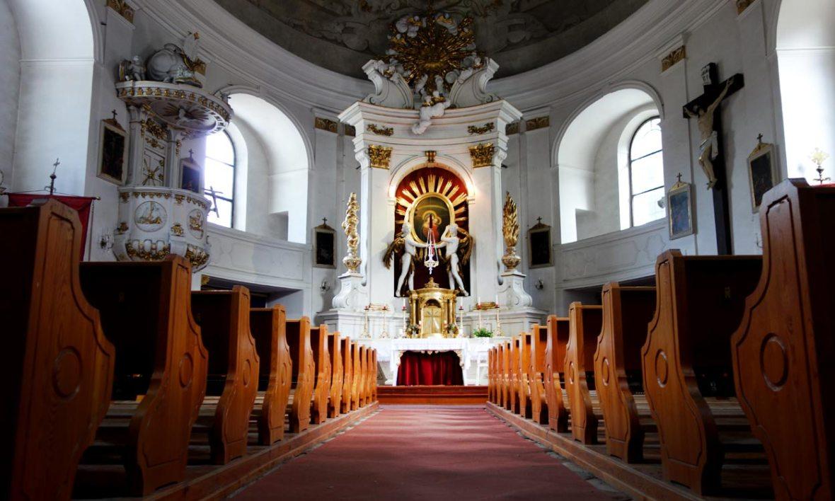 Kirche Alt Böckstein